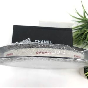 Chanel Auth. Logo Ribbon 50 Meter Roll New Sealed